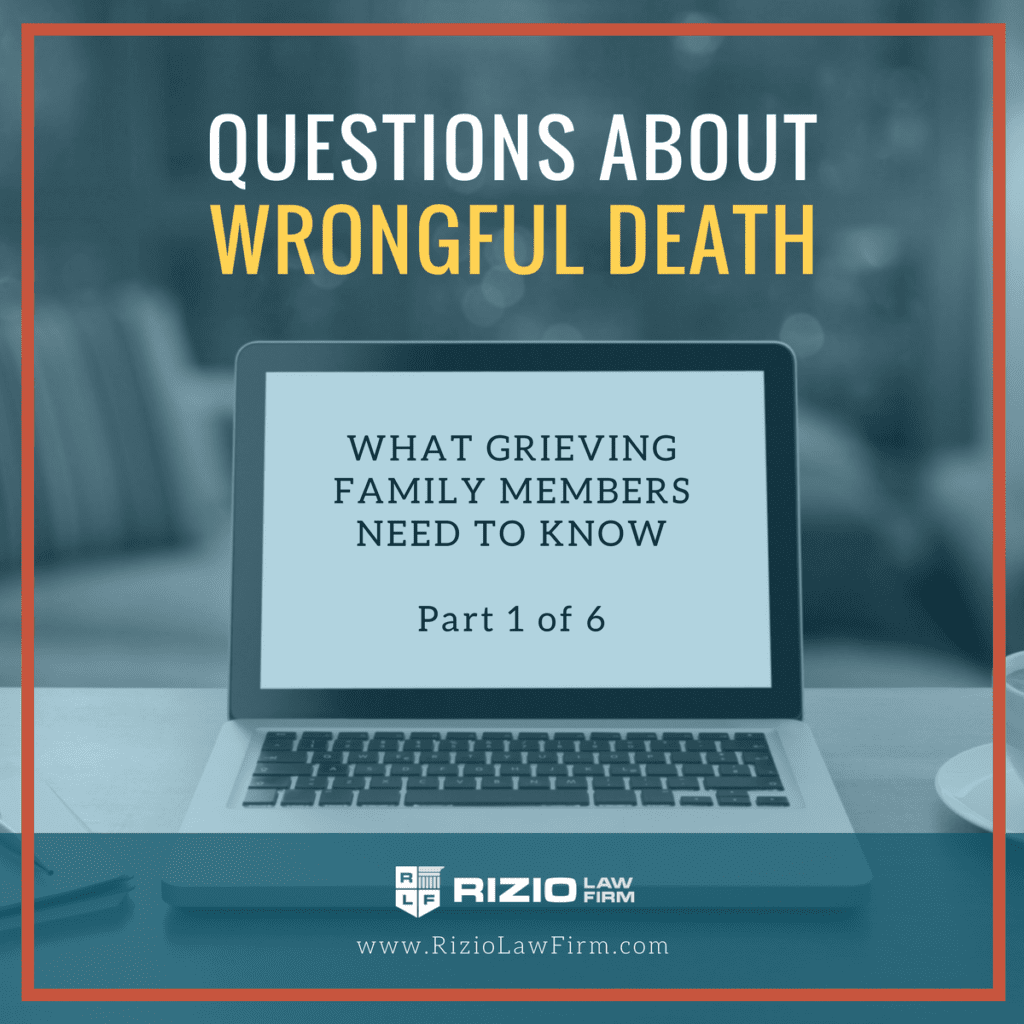What is Wrongful Death