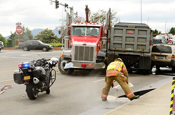 San Francisco Truck Accident Lawyer